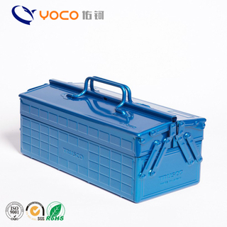 Portable waterproof welding wholesale sheet metal steel toolbox