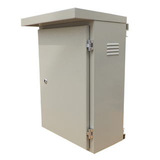 Custom sheet metal working ip65 outdoor enclosure