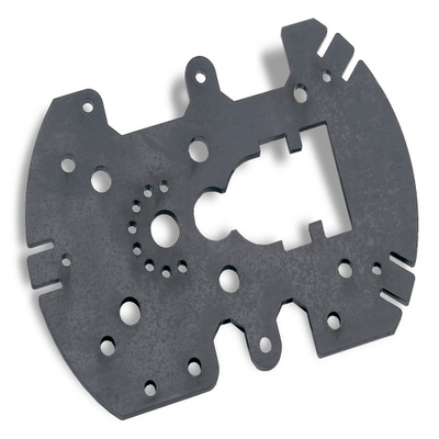 Chinese supplier laser cutting metal design fabrication