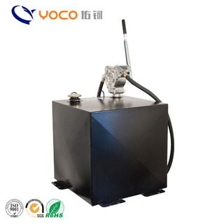 Best price custom made carbon steel fuel tank