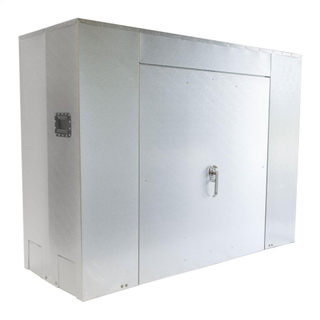 China Supplier metal works aluminum enclosure box