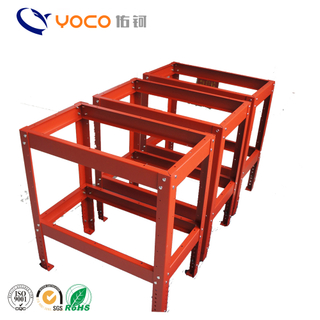 China factory sheet metal working structure steel fabrication