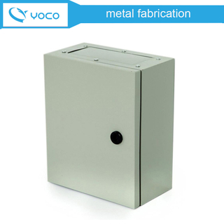 Good quality ISO 9001custom made sheet metal electric box