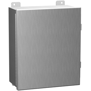 Custom sheet metal parts enclosure ss316