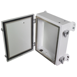 Made in China custom made outdoor weatherproof enclosure ip67