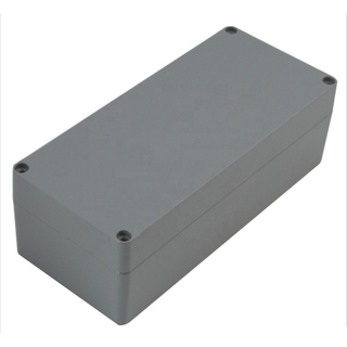 Outdoor ip54 ip55 ip65 ip66 ip67 ip68 stainless steel aluminum box waterproof enclosure