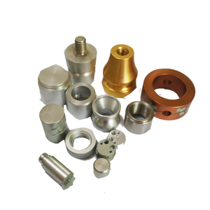 Precision milling lathe metal stainless steel aluminum service parts CNC machining