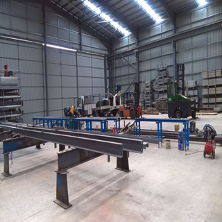 Sheet metal fabrication heavy steel fabrication