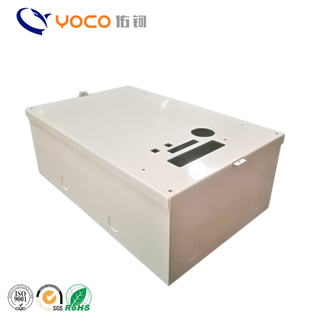 High quality Custom made sheet metal aluminium enclosure case