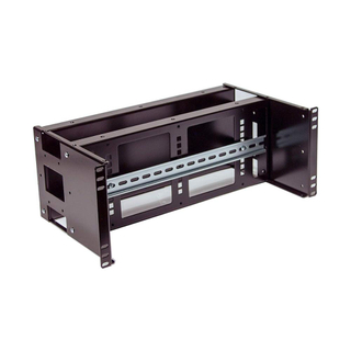 Custom sheet metal working custom din rail enclosure