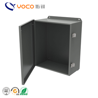 electric metal electrical box / switch box outdoor lock electrical junction box