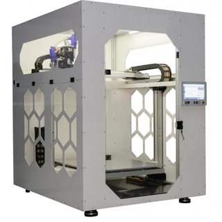 Sheet metal fabrication metal enclosure of 3d printer