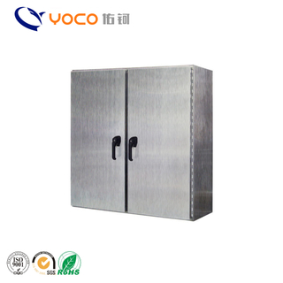 OEM metal strong box lockable sheet metal electric cabinet