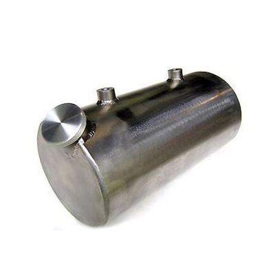 2017 new custom made 304 stainless steel hot sale fuel tank