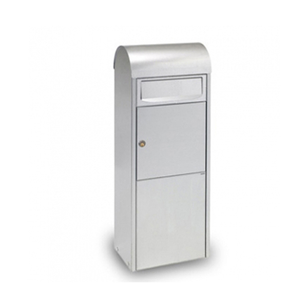 stainless steel smart locker parcel horizontal small mailbox