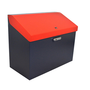 outdoor floor classroom 10 slot standing mailbox letter box